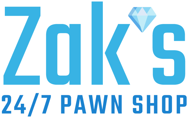 zaks pawn shop logo
